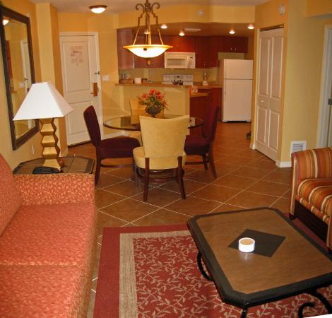 Grandview At Las Vegas Timeshare Amentities And Features Grand View Resort