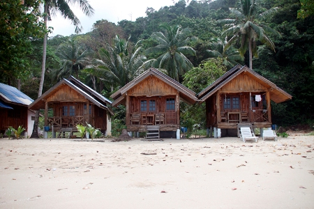 Bungalows in Thailand